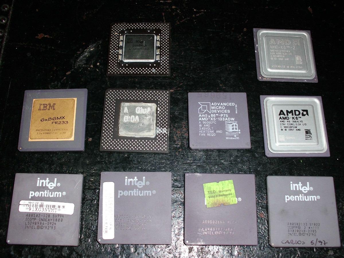 EdwardSoftware: Los Microprocesadores
