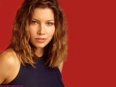 Jessica Biel beautiful HQ wallpaper