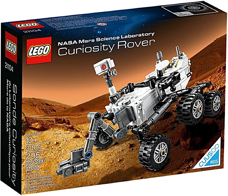 curiosity rover scale model - photo #14
