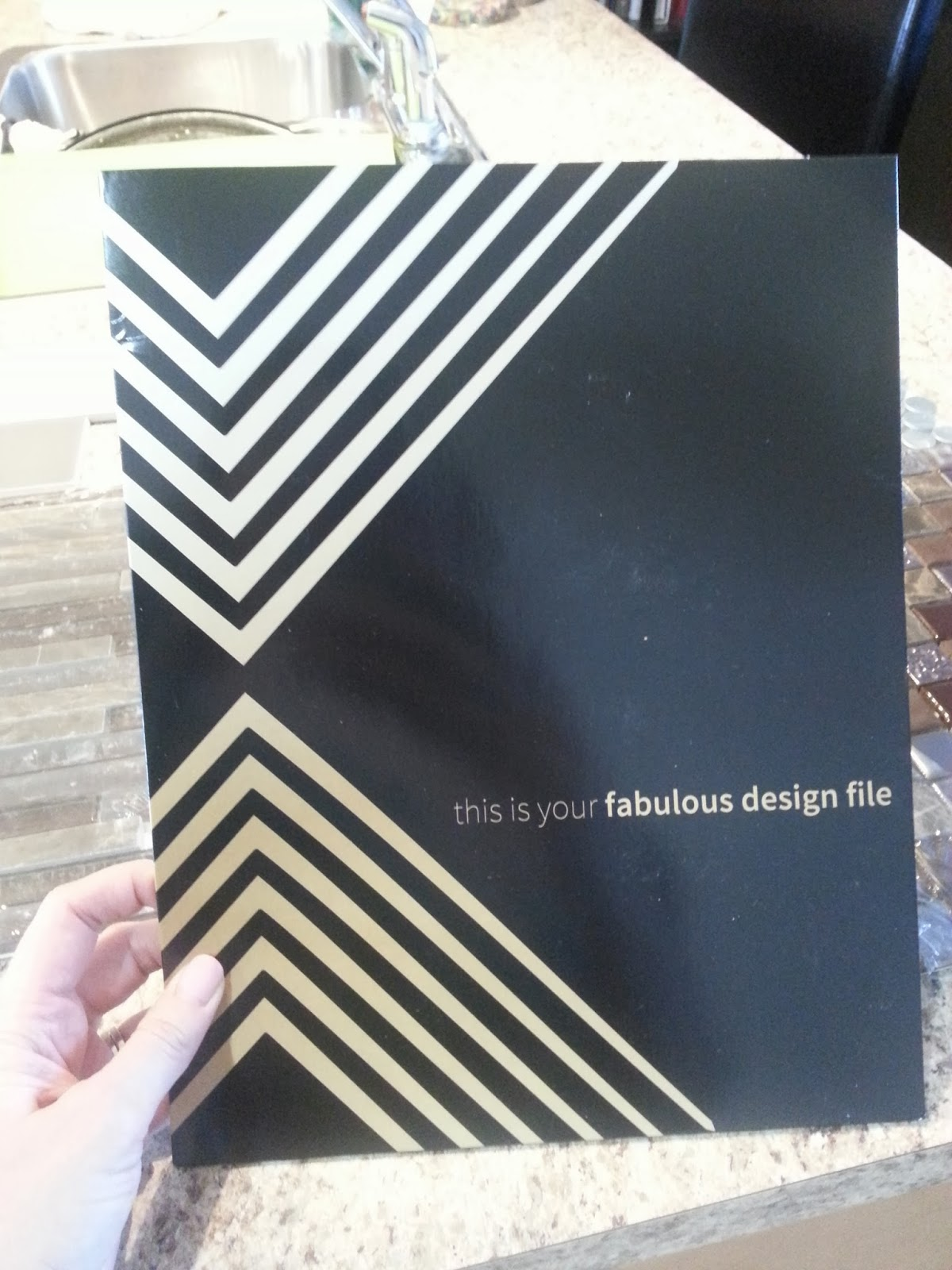 { my fabulous design file }