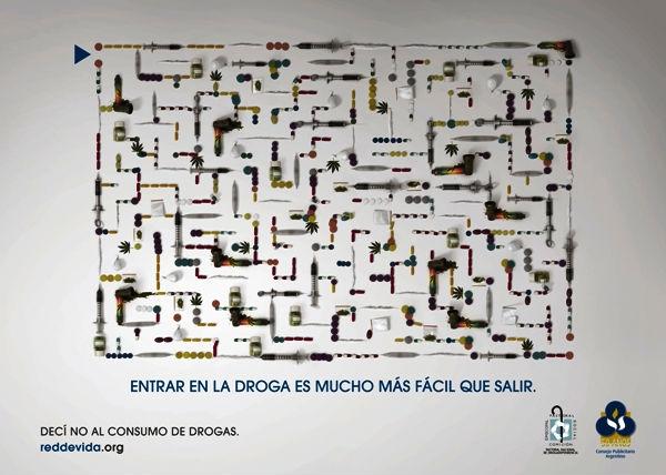 ADICCIONES EN EL AMBIENTE LABORAL: Laberinto: entrar en las drogas ...