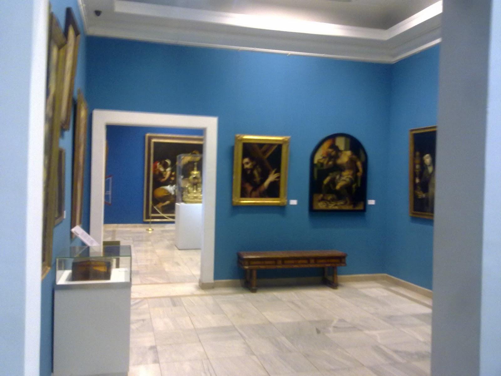 Art Attack: Museo del patriarca
