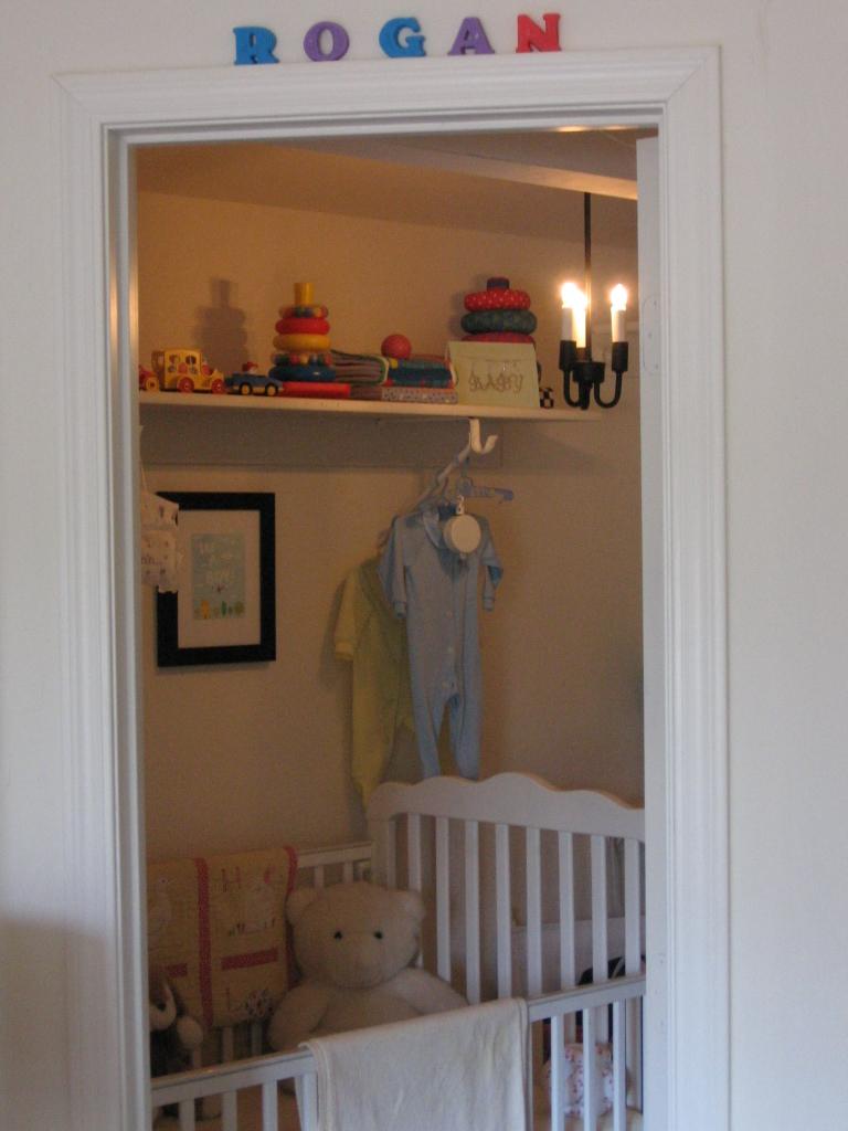 A Closet Or Nursery