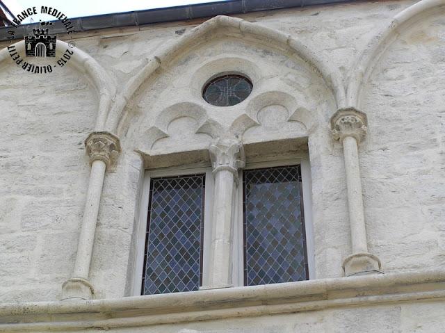 BEZE (21) - Ancienne école monastique (XIIe-XIIIe siècles)