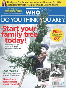 Testimonial - Who Do You Think You Are?  Magazine