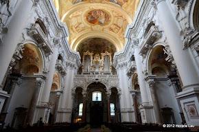 Brucknerorgel, Sankt Florian