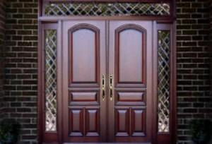 DOUBLE PART DOOR DESIGN 6