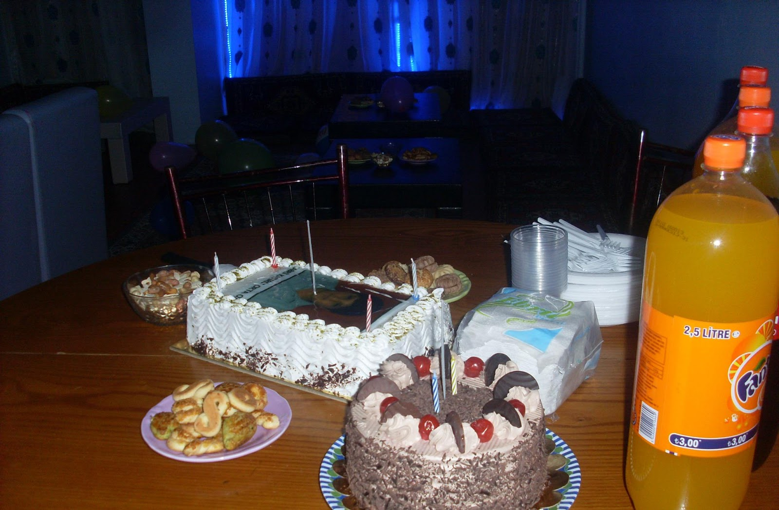 Sevdiklerinizle doğum gününüzü nasıl geçirebilirsiniz