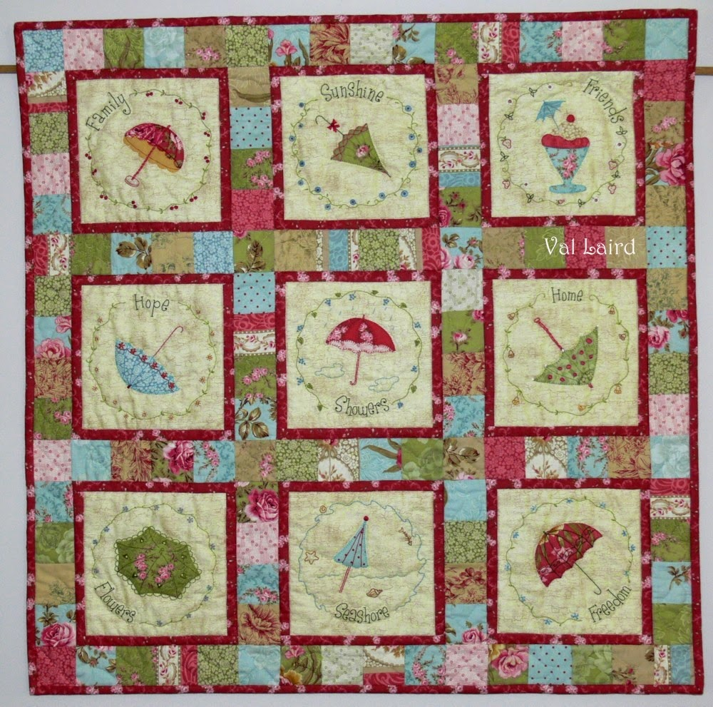 val laird designs journey of a stitcher free block of