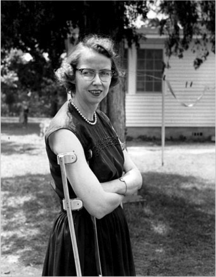 Flannery O'Connor Writing