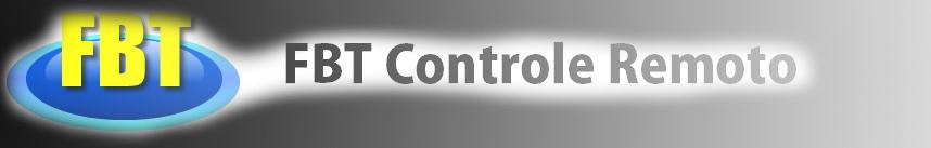 FBT CONTROLE REMOTO