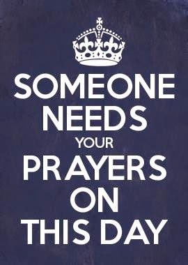 Did You Pray?