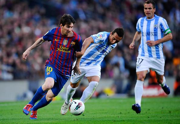 Jadwal Malaga vs Barcelona, Pertandingan Liga Spanyol Pekan 21