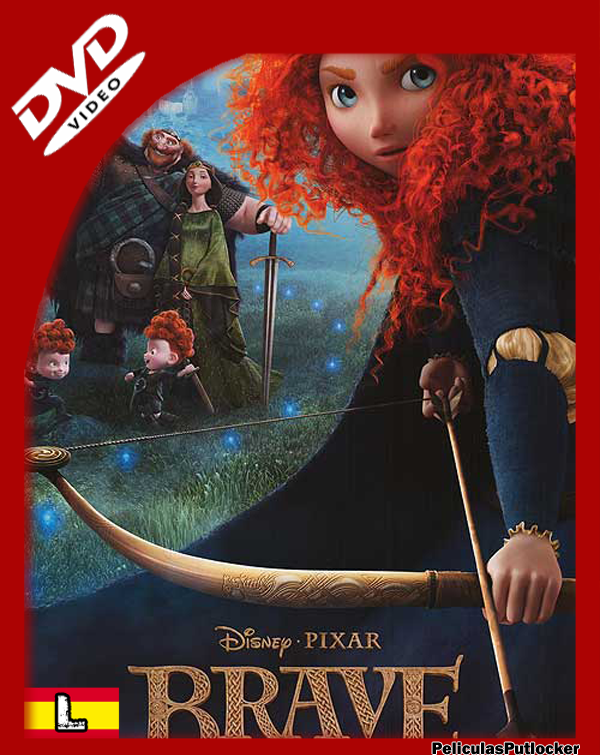 Brave (Indomable)[DVDRip][Latino][MG-FD-4S]