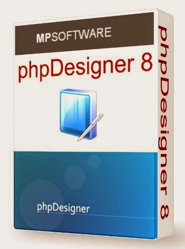 PhpDesigner 8.1.2.9 Full Crack