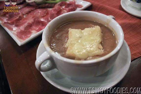 zweibelsuppe