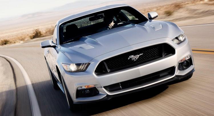 & Ford Mustang Regains Muscle Car Sales Crown In 2015 markmcfarlin.com