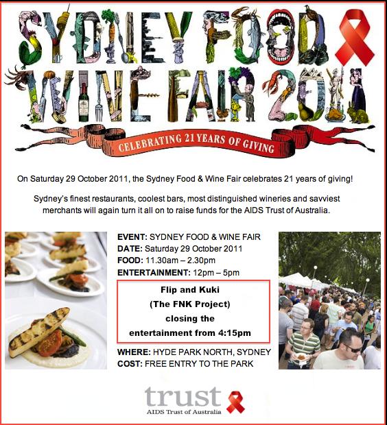 Sydney Food and Wine Fair