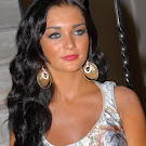 Amy Jackson Latest Stills from her Telugu Movie Audio Launch