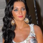 Amy Jackson Latest Stills from her Telugu Movie Audio Launch