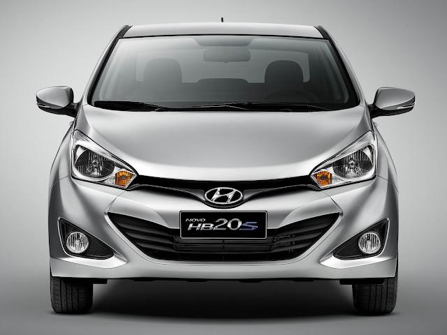 Hyundai HB20 Sedan