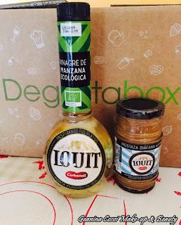 Louit mostaza y vinagre, degustabox agosto 2015