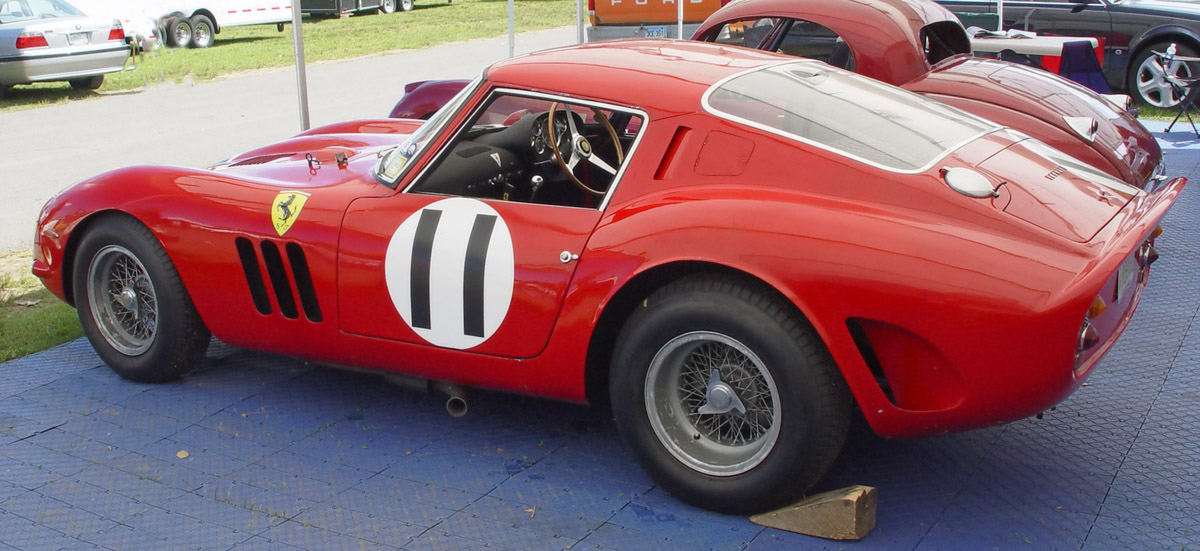 ferrari ferrari 250 gto. Black Bedroom Furniture Sets. Home Design Ideas