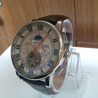 jam kulit cowok murah