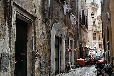 Ghetto di Roma: via S. Ambrogio