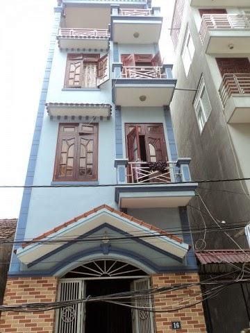 Bán nhà Triều Khúc,ngõ 68 Triều Khúc.55m2 x 4 tầng, Giá 3 tỷ