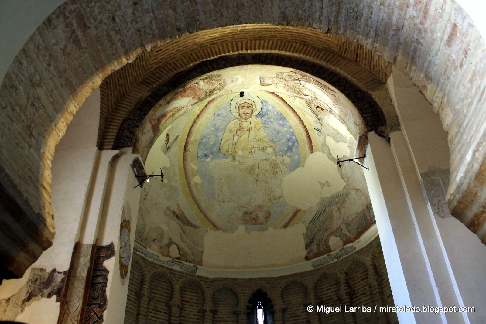 Tres Culturas: En el Cristo de la Luz, Toledo