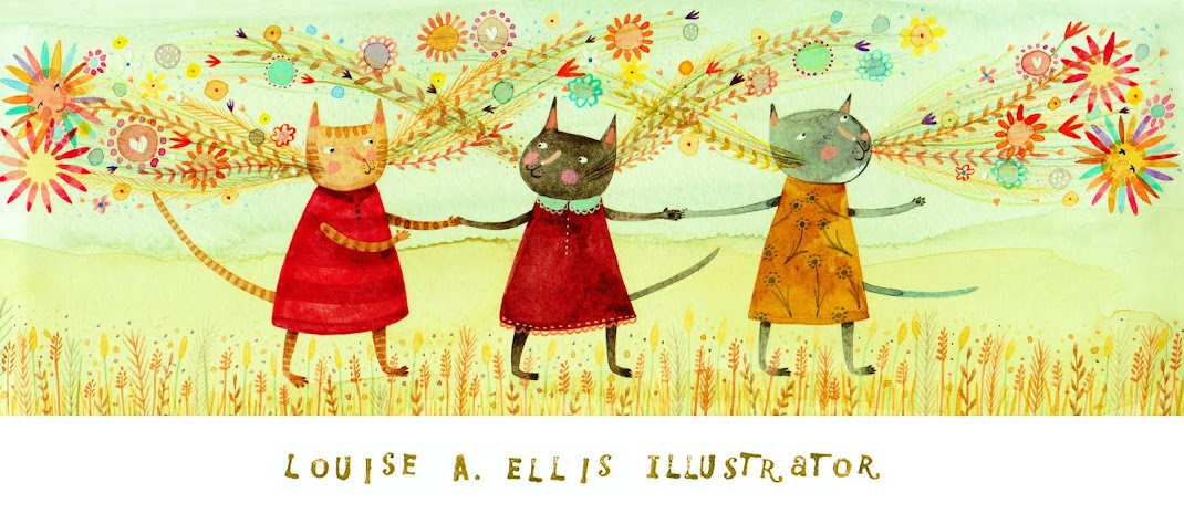 Louise A. Ellis - Illustrator