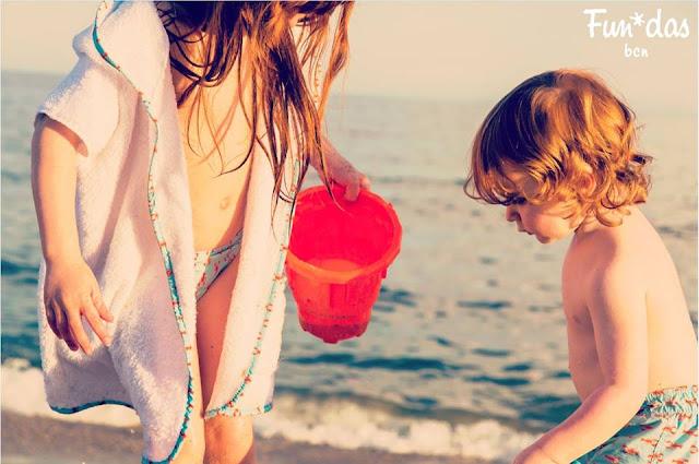 ropa verano bebe juguetes bañadores toallas playa piscina ideas
