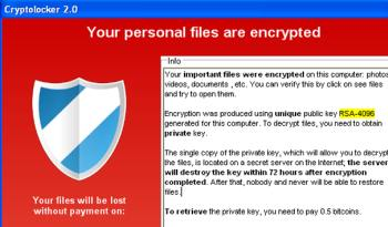 malware cryptolocker