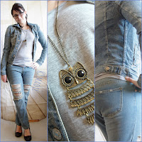Outfit Jeans & Jeans