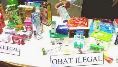 obat kuat ilegal