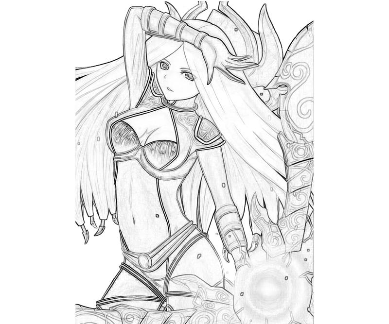 printable-league-of-legends-irelia-action-coloring-pages