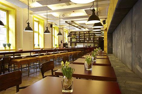 superbude hotel hostel by dreimeta hamburg designcombo. Black Bedroom Furniture Sets. Home Design Ideas