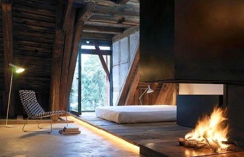 Interiores con encanto, dormitorios