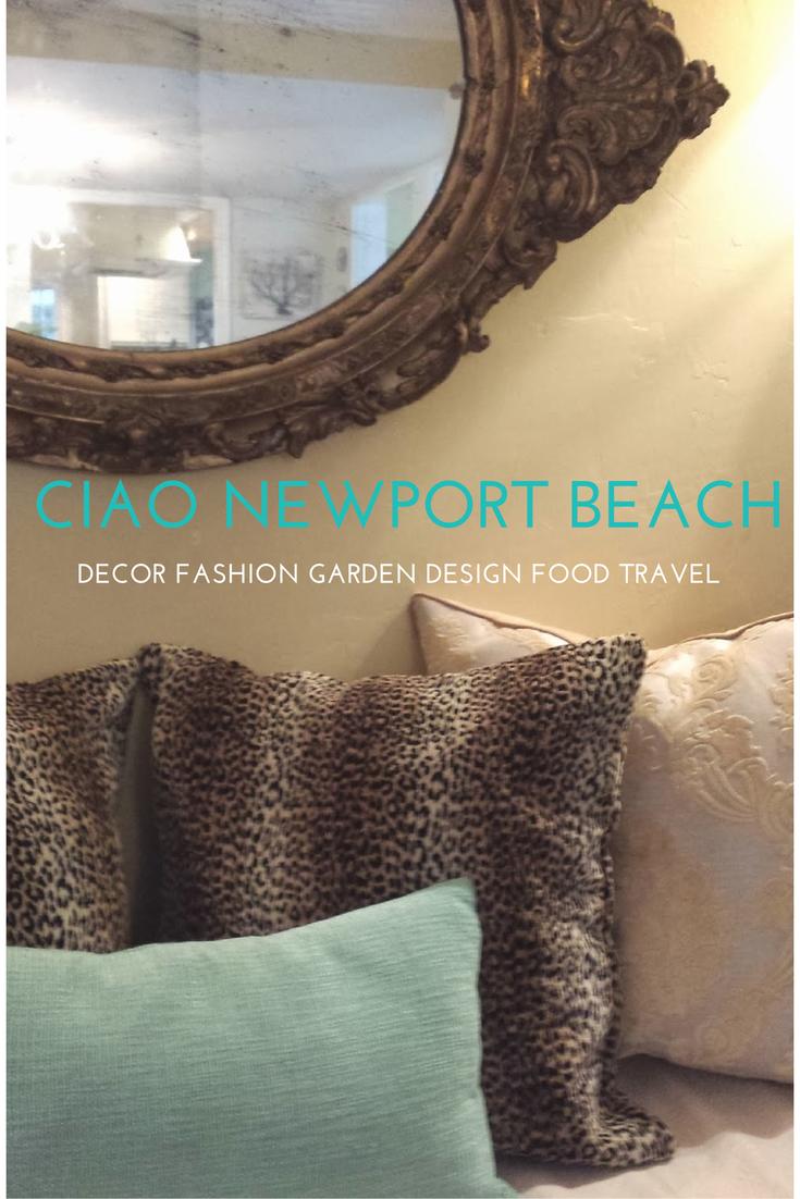 visit Ciao Newport Beach