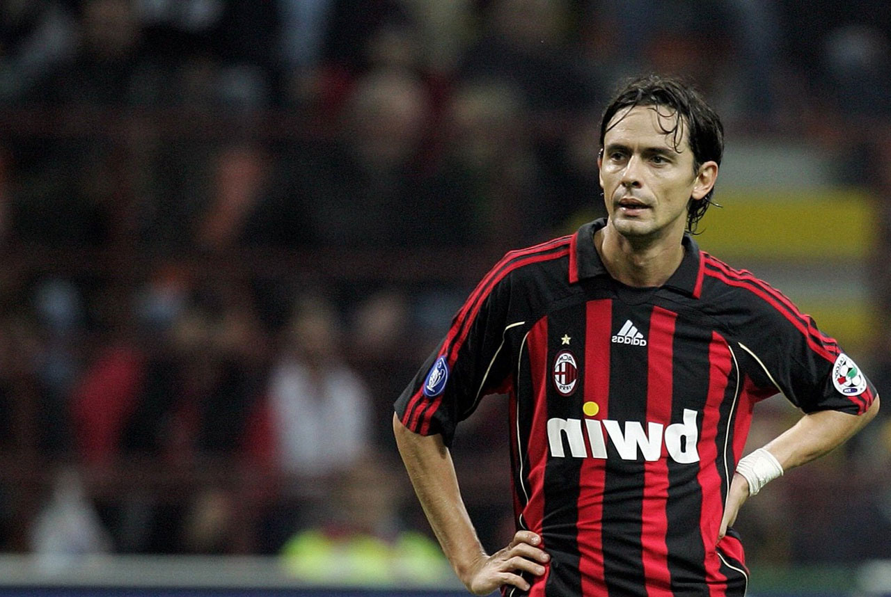 Filippo Inzaghi Wallpaper Wallpapers