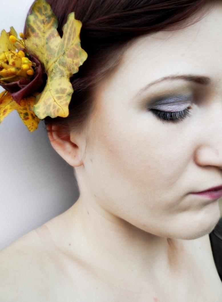 El romantico - II makijaż wyzwaniowy.