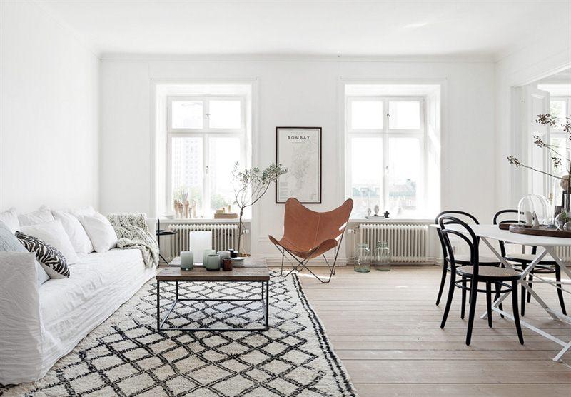 my scandinavian home a stunning stockholm home. Black Bedroom Furniture Sets. Home Design Ideas