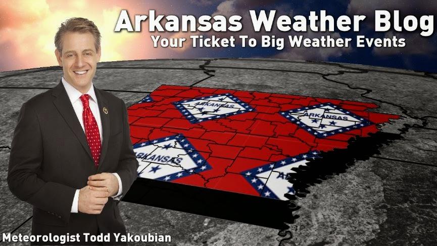 The Arkansas Weather Blog