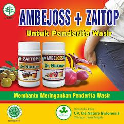 Obat Herbal Wasir Hemoroid De Nature