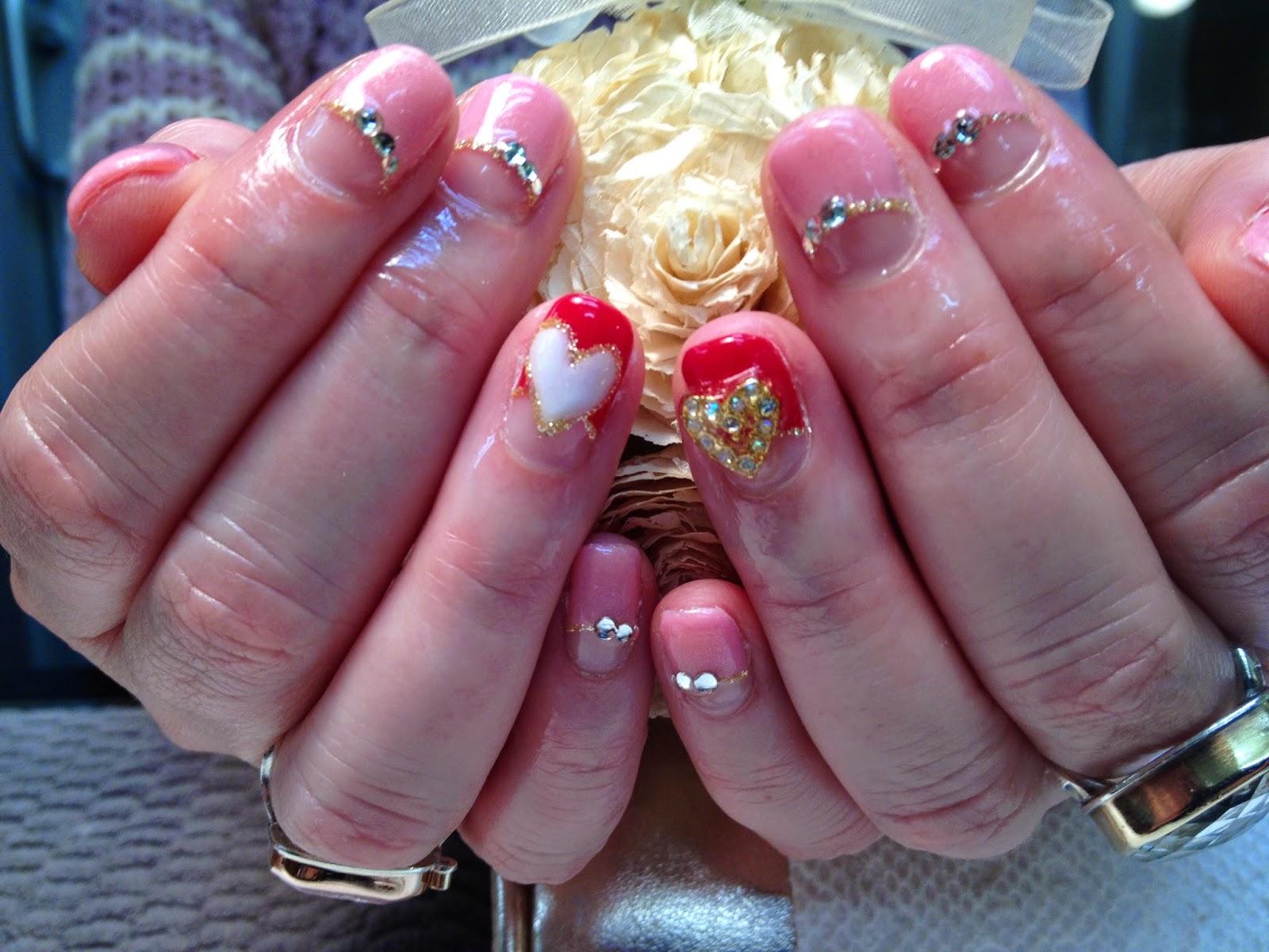 Y\'s nail blog : SPRING NAIL DESIGNS!