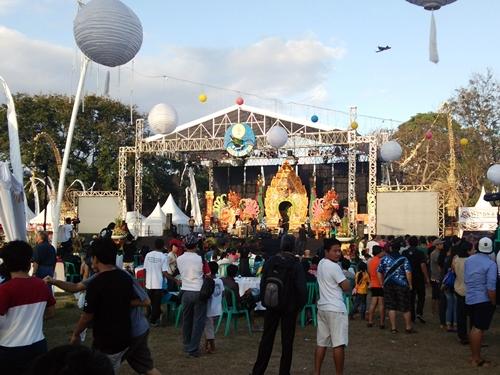サヌール ビレッジ フェスティバル (Sanur Village Festival)