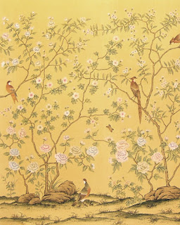 Chinoiserie Wallpaper Wall Paper