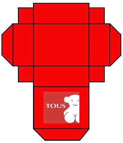 Cajitas de Tous para Imprimir Gratis.