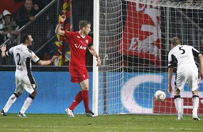 FC Twente 1 - 0 Fulham (1)